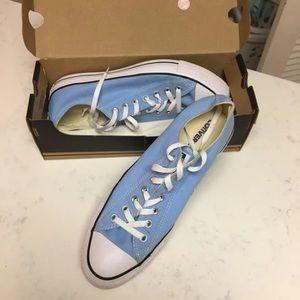 Men's Blue Converse